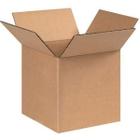 "8"" x 8"" x 8"" Cubed Corrugated Box, Single Wall, 200#/ECT-32"