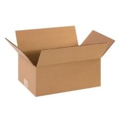 12 x 8 x 5 Corrugated Box, 200#/ECT-32
