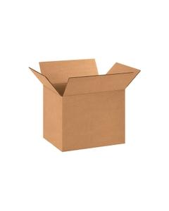 """12"""" x 9"""" x 9"""" Corrugated Box, Single Wall, 200#/ECT-32"""