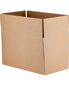 """14"""" x 8"""" x 8"""" Corrugated Box, Single Wall, 200#/ECT-32"""
