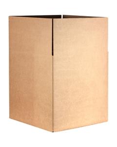 "14"" x 14"" x 14"" Cubed Corrugated Box, Single Wall, 200#/ECT-32"