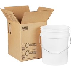 5 Gallon Plastic Pail Hazmat UN 4G Shipping Box, 275#