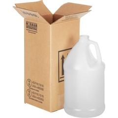 1 x 1 Gallon Plastic Jug Hazmat UN 4G Shipping Box, 275#