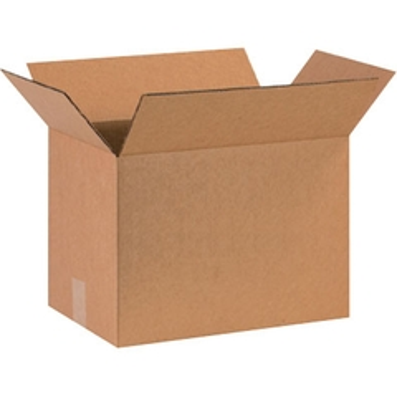 "15"" x 10"" x 12"" Heavy-Duty Corrugated Box, Double Wall, 275#/ECT-48"