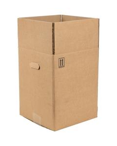 5 Gallon Overpack Carton for Non-UN Plastic Tight Head Containers w/Handles