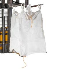 "FIBC Bulk Bag, 4-Panel Baffle, 42"" x 42"" x 60"""