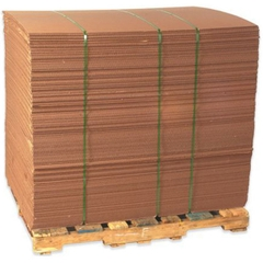 "44"" X 44"" Corrugated Layer Pad"