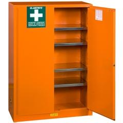 Emergency Preparedness Storage Cabinet, Orange, Intl. (Justrite® 8600011)