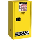 Sure-Grip® EX Combustibles Paint & Ink Safety Cabinet, 20 Gallon, M/C Door, Yellow