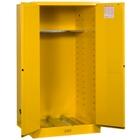 Sure-Grip® EX Vertical Drum Safety Cabinet, M/C Doors, Yellow