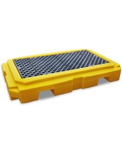 2-Drum Ultra-Spill Pallet P2 Plus (No Drain) - UltraTech 9610/9611