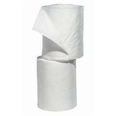 "15"" x 150' Heavy-Weight Univ. Anti-Static Absorbent Split Rolls, White (2 rolls/bag)"