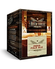 India Pale Ale (IPA) Beer Recipe Kit, The Brew House