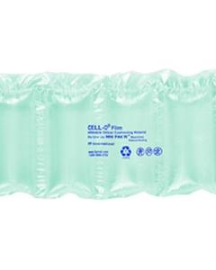 CELL-O® Green 4x8 Air Cushions Bubble Packaging Film for Mini Pak'r