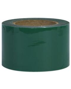 "80 Gauge - 3"" x 1000' Green Cast Bundling Stretch Wrap Film, 18/pk"