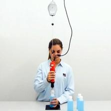 Capper Balancer For Handheld Pneumatic & Electric Bottle Cappers (Capper Sold Separately)