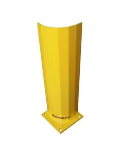 "18"" Yellow Corner Column Protector"