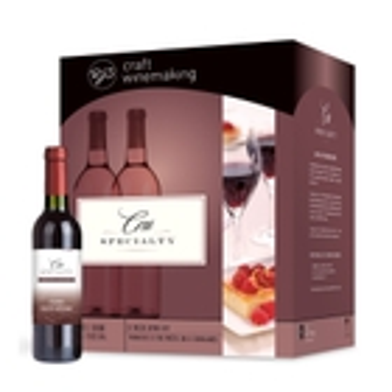 Premium Dessert Wine Kit - Cru Specialty