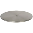 """12"""" Stainless Steel Sieve Cover with Lifting Ring"""
