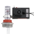 At-A-Glance™ Direct Mount Audible & Flashing Light Gauge Alarm, Dry Contacts