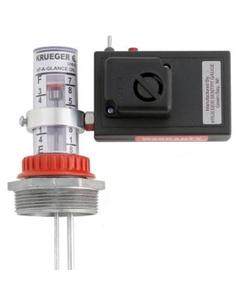 At-A-Glance™ Direct Mount Flashing Light Gauge Alarm