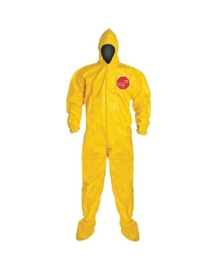 DuPont™ Tychem® 2000 Chemical Resistant Coverall, Large