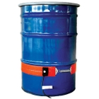 30 Gallon Economy Drum Heater Band for Steel Drums, Adj. Thermostat, Up to 425°F, 120v, 750w
