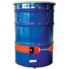 15 Gallon Economy Drum Heater Band for Steel Drums, Adj. Thermostat, Up to 425°F, 120v, 500w