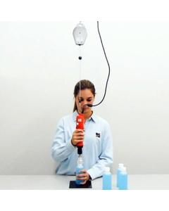 Handheld Electric Bottle Capper (10-24mm) 2-14 in. lbs.