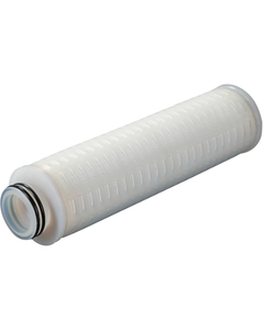 "2.7"" Outer Diameter PTFE Pleated Membrane Filter Cartridges - Standard Grade"