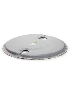 55 Gallon Drum Insulated Top Cover