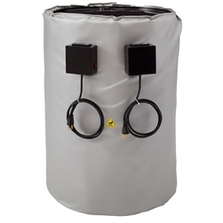 55 Gallon Drum Heater for Steel Drums, Adj. Thermostat, Dual Zone, 50° to 450°F
