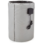 55 Gallon Drum Heater for Plastic Drums, Adj. Thermostat, Up to 160°F