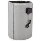 5 Gallon Pail Heater for Steel Pails, Adj. Thermostat, 50°-450°F, 120v, 550w