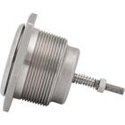 """2"""" NPS Low Profile Pressure/Vacuum Relief Vent, Viton O-Ring, Pressure 2.0 PSI, Vacuum 0.5 PSI, 316 SS, In-Line"""