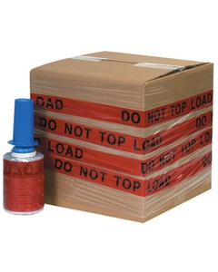 """""""DO NOT TOP LOAD"""" Goodwrappers® Identi-Wrap 80 Gauge - 5"""" x 500', 6/pk"""