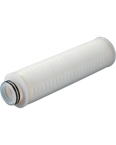 "2.7"" Outer Diameter PTFE Pleated Membrane Filter Cartridges - Electronics Grade"