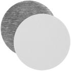 120mm Foil Heat Induction Liner for HDPE/PP, Clean Peel, 2-Piece,  FoilSeal™ .035 Pulp FS 1-13