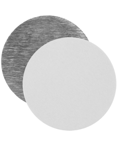 """58mm Foil Heat Induction Liner for PET/PVC, Clean Peel, 2-Piece, FoilSeal™ .035"""" Pulp FS 3-19"""
