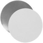 58mm Foil Heat Induction Liner for HDPE/PP (Clean Peel)