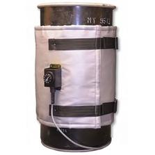 15 Gallon Drum Heater, High Power, Adj. Thermostat, 32°-320°F, 120v, 700w - InteliHeat®