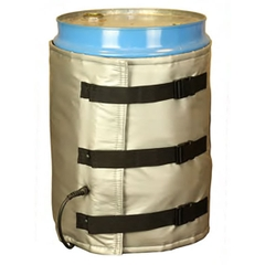 30 Gallon Drum Heater, CID2 Hazardous Area, High Power, Preset Temperature, 194°F, 120v, 1150w - InteliHeat™