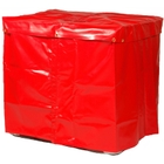 275 Gallon IBC Tote Heavy-Duty PVC Waterproof Cover