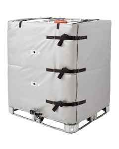 """48"""" Height, 330-350 Gallon IBC Tote Heater w/Adjustable Thermostat, Up to 160°F"""