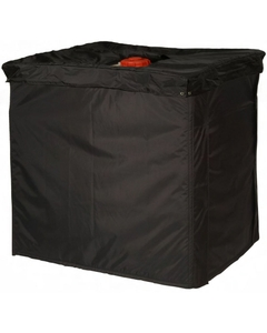330 Gallon IBC Tote High-Grade Thermal Insulated Jacket & Lid