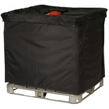 275 Gallon IBC Tote High-Grade Thermal Insulated Jacket & Lid