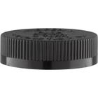 53mm 53-400 Black Child Resistant Cap (PDT) w/HIS Liner for HDPE/PP