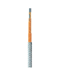 4 W/ft High-Temperature Constant-Wattage Heating Cable, Copper Braid (120V)