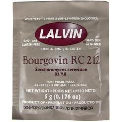 Lalvin Bourgovin RC212 Wine Yeast for Pinot Noir Wines