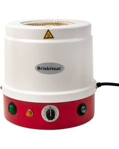 Heating Mantle w/Metal Housing, Built-In Controller